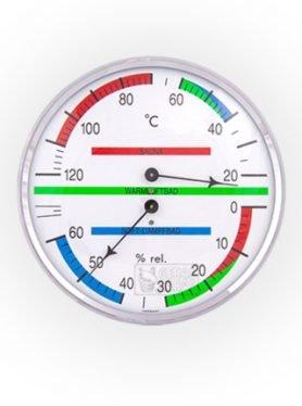 Termometras - higrometras TFA 13
