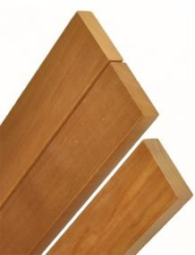 Termo medienos tašai gultams