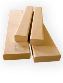 Liepinis tašas 26x43 grindų grotelėms