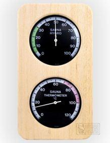 Termometras ir higrometras TFA 04