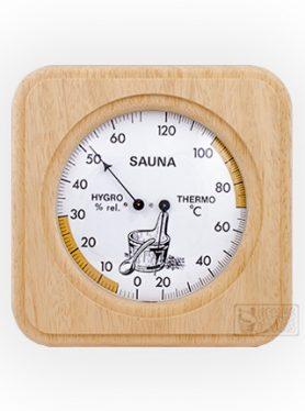 Termometras ir higrometras TFA-07
