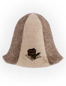 Pirties kepurė su paveikslėliu