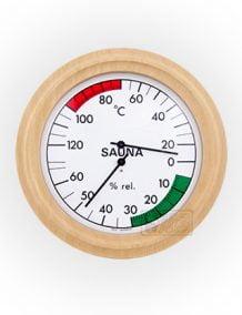 Termometras ir higrometras TFA 06