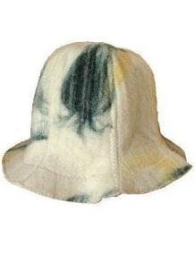 Skrybėlė pirčiai marga