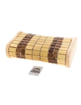 Pogalvis bambukinis minkštas