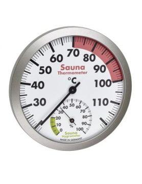 Termometras ir higrometras TFA